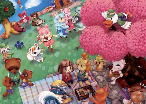 Animal Crossing By Xsuperabbitx On Deviantart
