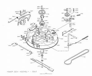 Dixon Ztr 3304  2000  Parts Diagram For Mower Deck 30 U0026quot