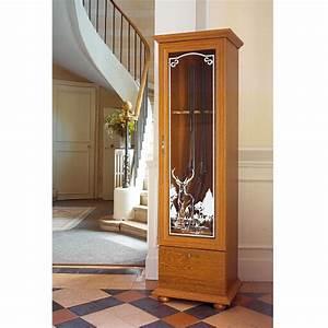 Armoire A Fusil En Bois : meuble porte fusil ~ Dailycaller-alerts.com Idées de Décoration