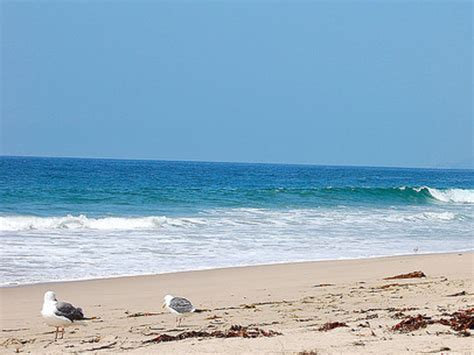 zuma beach surfing windsurfing
