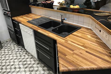 cuisine avec ilot centrale cuisine avec plan de travail cuisine blanche avec plan de