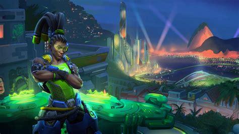 overwatchs lucio coming  heroes   storm update