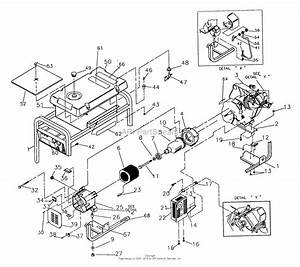 Briggs And Stratton Power Products 0453-0  97  Parts Diagram