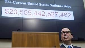 Fed Official Sounds Alarm Over National Debt