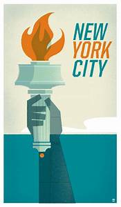 New York Poster : the heads of state travel posters ~ Orissabook.com Haus und Dekorationen