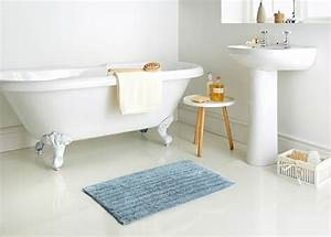 tapis rond pour salle de bain valdiz With tapis rond pour salle de bain