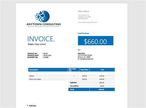 contoh invoice jasa excel contoh now