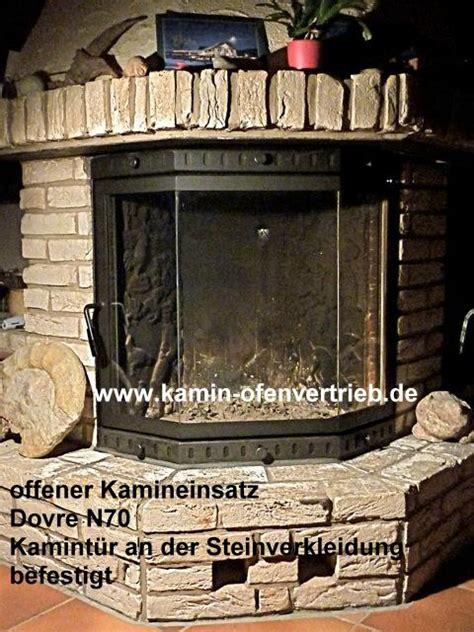 kamineinsatz offener kamin kamint 252 ren kamint 252 r f 252 r offenen kamin mit glas sichtfenster und rahmen und l 252 ftungsgitter