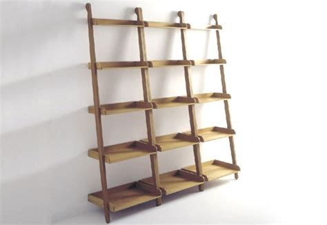 stairway shelving stairs towel holder with shelves by agape stylepark