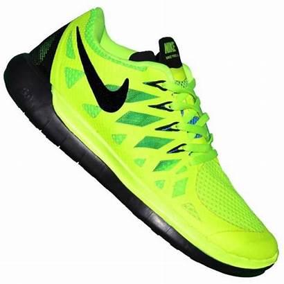 Fluo Nike Basket Femme Running Vert Run