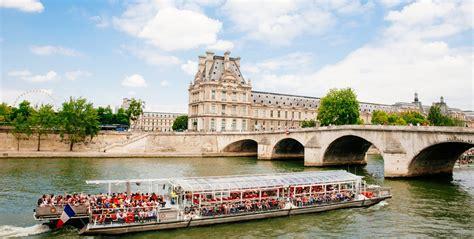 Boat Tour Seine River Paris by Seine River Cruise Fat Tire Tours