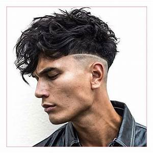 Mens hairstyles 2017 long fringe together with Fresh New ...