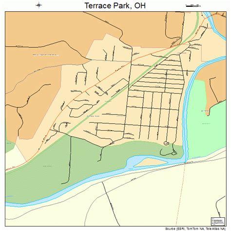 terrace park ohio terrace park ohio map 3976428