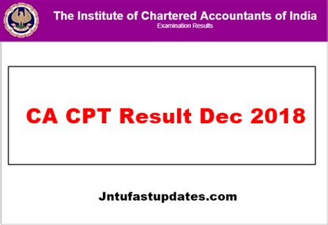 Ca Cpt Results Dec 2018-2019 (released)