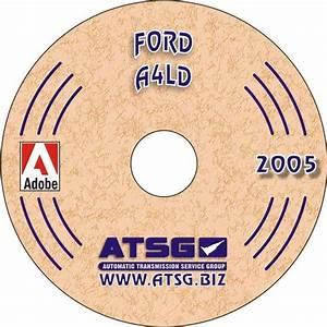 Ford Transmission Repair Manuals
