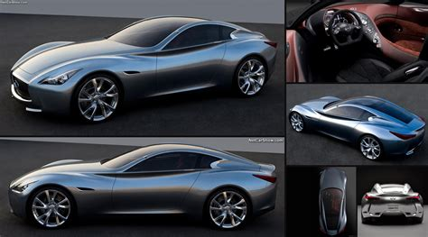 infiniti essence concept  pictures information