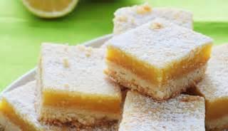 les desserts au citron recettes du qu 233 bec