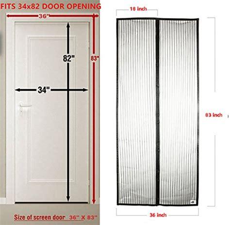 screendooryet screen34822 magnetic screen door mesh