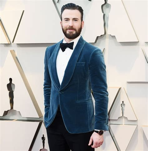 Chris Evans Jokes About 'Lessons Learned' After ...
