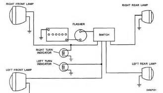 similiar 6 wire turn signal switch wiring schematic keywords turn signal systems