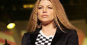 Black Eyed Peas Fergie Is Bisexual Mirror Online