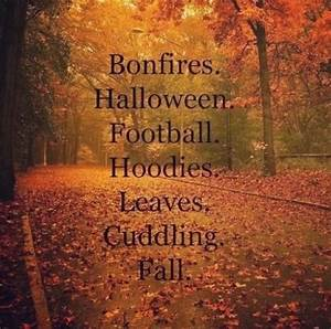 What I Love About Autumn... Pictures, Photos, and Images ...