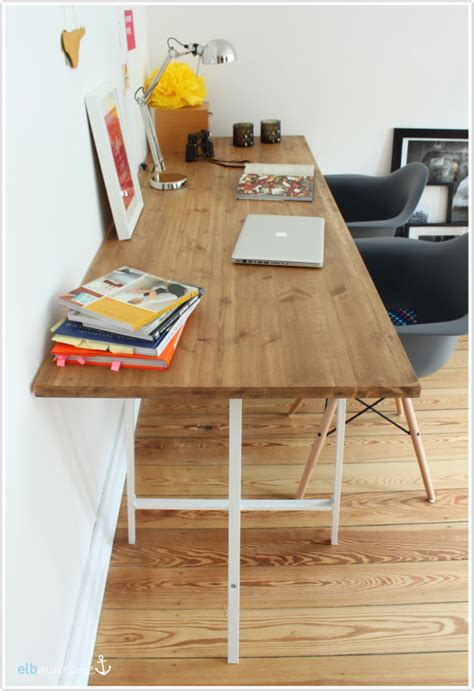 Diyschreibtisch, Günstig & Schnell Den Schreibtisch