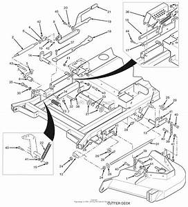 Scag Turf Tiger Parts Diagram