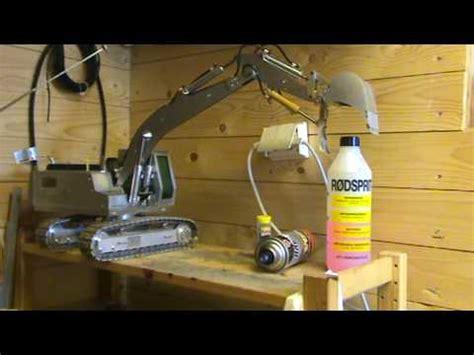 rc excavator testing  thumb youtube