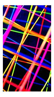 Colorful lines - Abstract 3D wallpaper Wallpaper Download ...