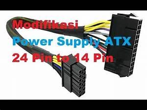 14 To 24 Pin Adapter : membuat converter power supply atx 24 pin to 14 pin youtube ~ Jslefanu.com Haus und Dekorationen