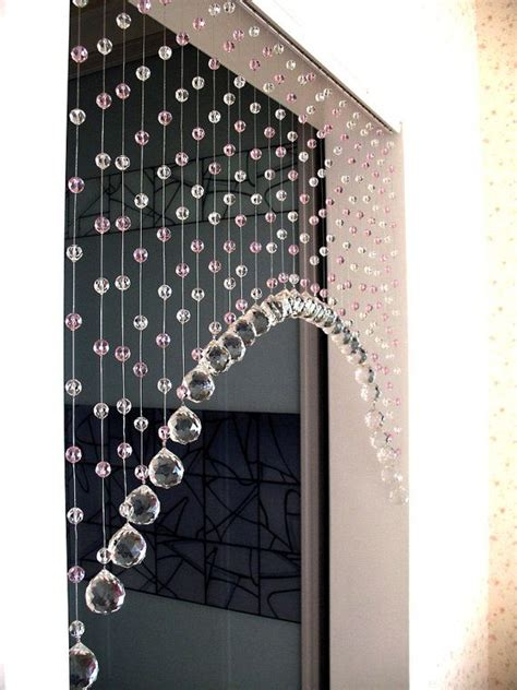 beaded home decor interesting how to make cheap beaded curtains curtain menzilperde net