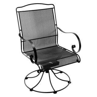 pair vintage homecrest swivel rocker chair mid century