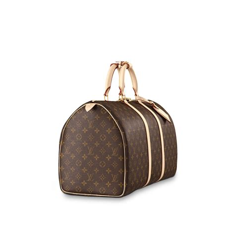 keepall  monogram canvas travel louis vuitton