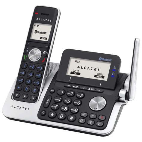 le de bureau sans fil alcatel xp2050 téléphone sans fil alcatel sur ldlc com