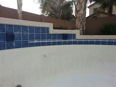 swimming pool tile clean food