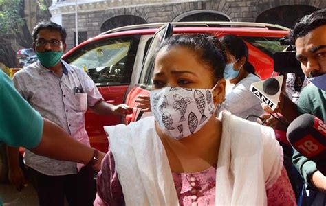 Comedian Bharti Singh arrested by NCB; marijuana seized ...