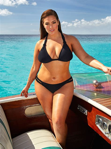 h e r swimsuit see ashley graham model her new swimwear collection