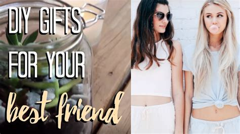 gifts for your best diy gifts for best friends part 3 easy last minute Diy
