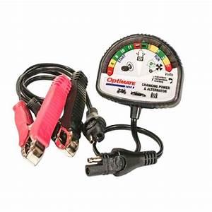 Testeur De Batterie Professionnel : testeur de charge tecmate pour batterie et systeme de charge alternateur outillage et ~ Melissatoandfro.com Idées de Décoration