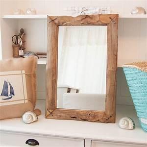 Spiegel Zum Aufstellen : schwemmholz spiegel natur ich liebe mein zuhause landhausstil zum wohlf hlen und geniessen ~ Whattoseeinmadrid.com Haus und Dekorationen