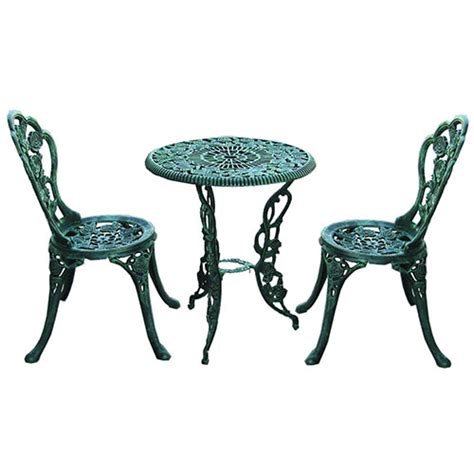 cheap iron metal bistro sets for sale best cast iron