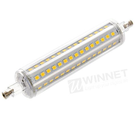croled r7s 12w 135mm warm white dimmable led light bulbs