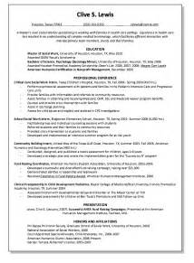 Cover Letter Accountant Terminology Resume Exle Resumes Design