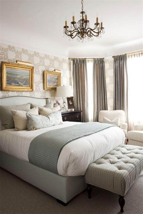 taupe  create  stylish  romantic bedroom