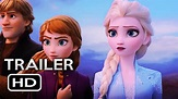 FROZEN 2 Official Trailer (2019) Disney Animated Movie HD ...