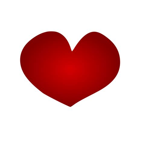 heart  stock photo illustration   red heart
