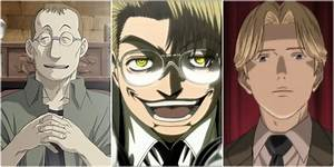 The, 10, Most, Diabolic, Villains, From, 2000s, Anime, Ranked
