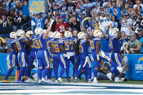 chargers cardinals final score los angeles chargers defeat  arizona cardinals   bolts