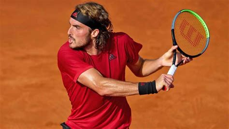 Get tennis match results and career results information at fox sports. Tsitsipas eases into 'serious business' Lyon last four against Musetti